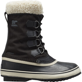 Sorel Winter Carnival Bottes Femme, black/stone